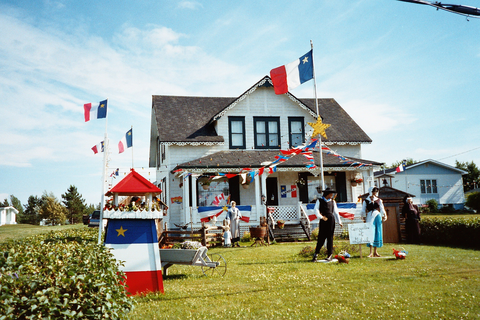 Site de rencontre peninsule acadienne
